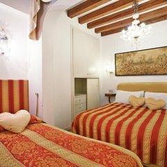 Hotel San Luca Venezia 3* Улучшенные апартаменты с различными типами кроватей фото 10