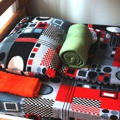 Squirrel Hostel Tbilisi Кровать в общем номере с двухъярусной кроватью фото 7