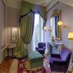 Отель Villa Cora 5* Люкс с различными типами кроватей фото 6