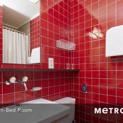 Metropole Easy City Hotel 3* Стандартный номер с двуспальной кроватью