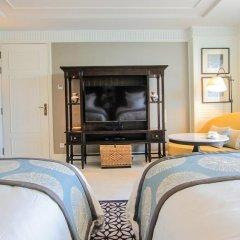 Отель Intercontinental Hua Hin Resort 5* Улучшенный номер с 2 отдельными кроватями фото 2