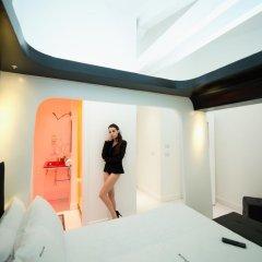 Отель iRooms Forum & Colosseum 4* Стандартный номер с различными типами кроватей фото 4