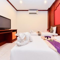 Отель Art Mansion Patong 3* Стандартный номер с двуспальной кроватью фото 16