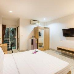Отель The Fifth Residence 3* Стандартный номер с различными типами кроватей фото 5