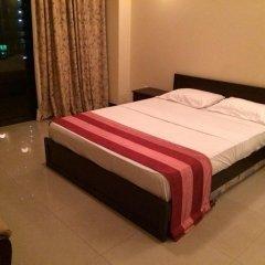 Отель Crescat Residencies Apartments Шри-Ланка, Коломбо - отзывы, цены и фото номеров - забронировать отель Crescat Residencies Apartments онлайн комната для гостей фото 3