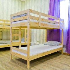 Hostel Tsentralny Кровать в женском общем номере с двухъярусной кроватью фото 4