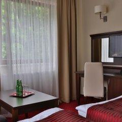 Hotel & Spa Biały Dom 3* Стандартный номер с различными типами кроватей фото 2