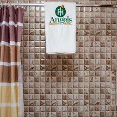 Отель Angels Heights Hotel Гана, Тема - отзывы, цены и фото номеров - забронировать отель Angels Heights Hotel онлайн ванная фото 2