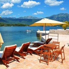 Отель Apartmani Harmonia Черногория, Тиват - отзывы, цены и фото номеров - забронировать отель Apartmani Harmonia онлайн бассейн