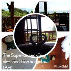 Отель Esmeralda View Resort 3* Бунгало с различными типами кроватей фото 7