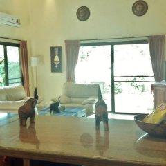 Отель Baan Chai Nam 3* Вилла с различными типами кроватей фото 44