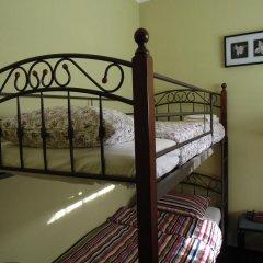 Гостиница Соловьиная роща Кровать в общем номере двухъярусные кровати