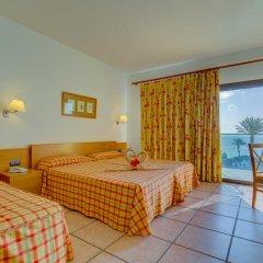 Отель SBH Club Paraíso Playa - All Inclusive 4* Стандартный номер разные типы кроватей фото 3