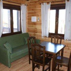 Отель Lincetur Cabañeros - Centro de Turismo Rural Испания, Сан-Мартин-де-Монтальбан - отзывы, цены и фото номеров - забронировать отель Lincetur Cabañeros - Centro de Turismo Rural онлайн комната для гостей фото 3