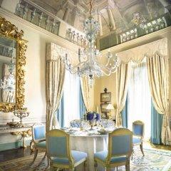 Four Seasons Hotel Firenze 5* Президентский люкс с различными типами кроватей фото 6