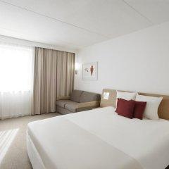 Отель Novotel Antwerpen 3* Стандартный номер с различными типами кроватей фото 9