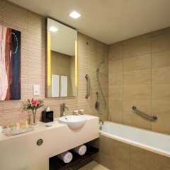 Отель Park Avenue Rochester 4* Люкс с различными типами кроватей фото 2