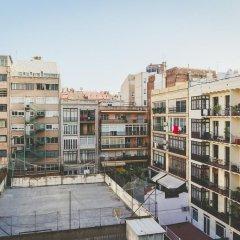 Апартаменты Barcelona Boutique Apartments Барселона приотельная территория