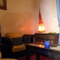 Отель Riad Lapis-lazuli 4* Стандартный номер фото 17