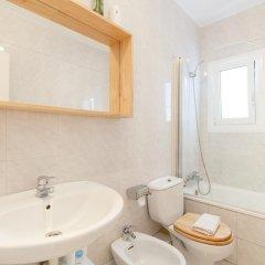 Апартаменты Centric Lodge Apartments Барселона ванная фото 2