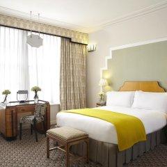 Отель Claridge's 5* Улучшенный номер с двуспальной кроватью фото 9