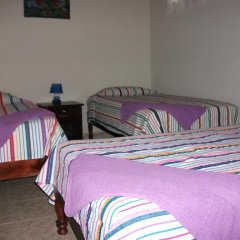 Hotel & Hostal Yaxkin Copan 2* Стандартный номер с различными типами кроватей фото 5