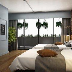 Отель NORTAS Бангкок сейф в номере