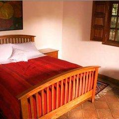 Отель La Casa Rosada Копан-Руинас комната для гостей фото 3