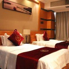 Апартаменты She & He Service Apartment - Huifeng Стандартный номер с 2 отдельными кроватями фото 5