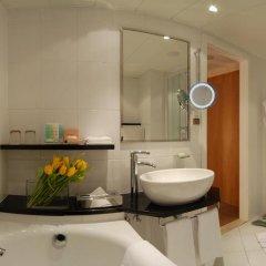 Отель Hilton Prague 5* Стандартный номер с различными типами кроватей фото 3