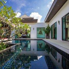 Отель Byg Private Pool Villa @ Layan Beach пляж Банг-Тао