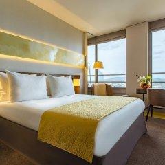 Radisson Blu Hotel Lyon комната для гостей фото 5