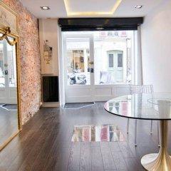 Апартаменты Studio Paris Apartment - Jobs Париж комната для гостей фото 2