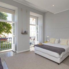 Отель Emporium Lisbon Suites 4* Люкс с различными типами кроватей фото 13