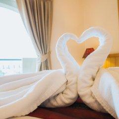 Отель MetroPoint Bangkok 4* Улучшенный номер с различными типами кроватей фото 5