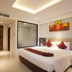 Отель Paripas Patong Resort 4* Номер Делюкс с двуспальной кроватью фото 12