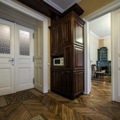 Апартаменты Welcomer apartments сейф в номере