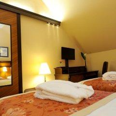 Residence Baron Hotel 4* Улучшенный номер с различными типами кроватей фото 4
