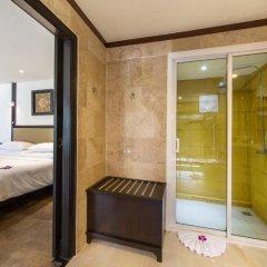 Отель Andaman White Beach Resort 4* Улучшенный номер с двуспальной кроватью фото 2