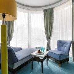 Гостиница Статский Советник 3* Люкс с двуспальной кроватью фото 2
