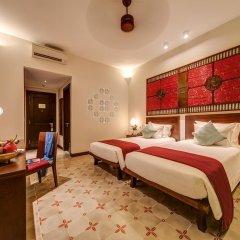 Hoi An River Town Hotel 4* Номер Делюкс с различными типами кроватей фото 5