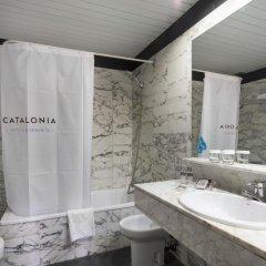 Отель Catalonia Sagrada Familia 3* Стандартный номер с различными типами кроватей фото 13