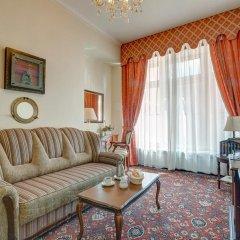 Марко Поло Пресня Отель 4* Люкс повышенной комфортности разные типы кроватей фото 3