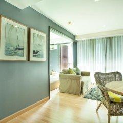 Отель Rocco Huahin Condominium Апартаменты с различными типами кроватей фото 24