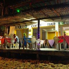 Отель Apollo Hikkaduwa Шри-Ланка, Хиккадува - отзывы, цены и фото номеров - забронировать отель Apollo Hikkaduwa онлайн гостиничный бар
