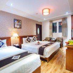 Eden Garden Hotel 3* Номер Делюкс с 2 отдельными кроватями фото 4