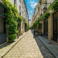 Отель Bastille Family - AC - Wifi Франция, Париж - отзывы, цены и фото номеров - забронировать отель Bastille Family - AC - Wifi онлайн фото 5