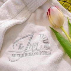 Отель The Inn At The Roman Forum Рим ванная