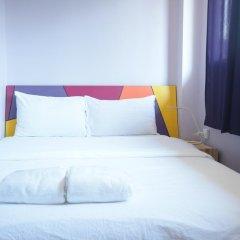 Отель Room@Vipa 3* Стандартный номер с двуспальной кроватью (общая ванная комната) фото 2