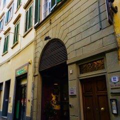 Отель Dei Mori Firenze вид на фасад фото 2
